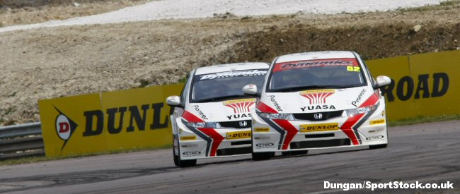 Honda tops all tables after Thruxton