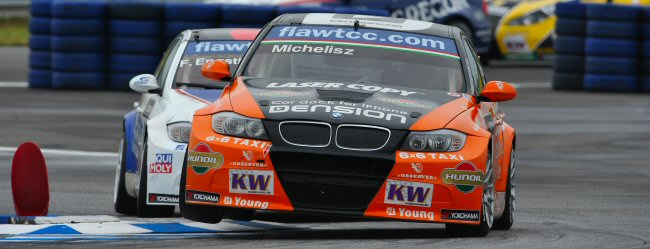 Triple Eight has high hopes for Knockhill