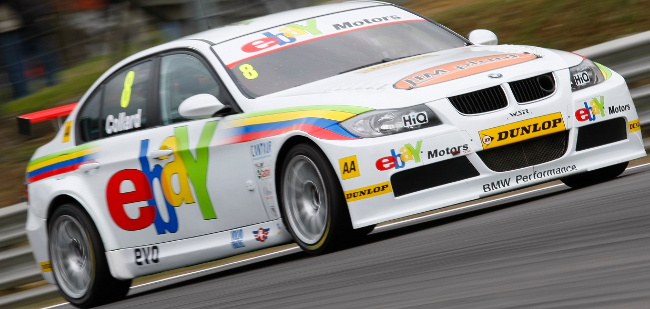 Rob Collard secures opening Brands victory
