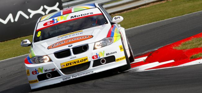 Rob Collard fastest in second Knockhill practice