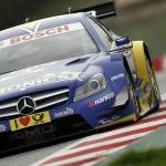 Paffett fastest in Barcelona testing