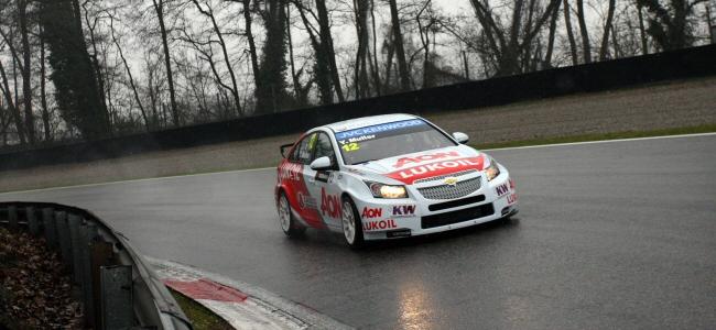 Yvan Muller, RML, Chevrolet Cruze 1.6T