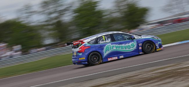 Motorbase Performance 'positive' after Thruxton