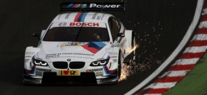 Tomczyk takes first pole for RMG