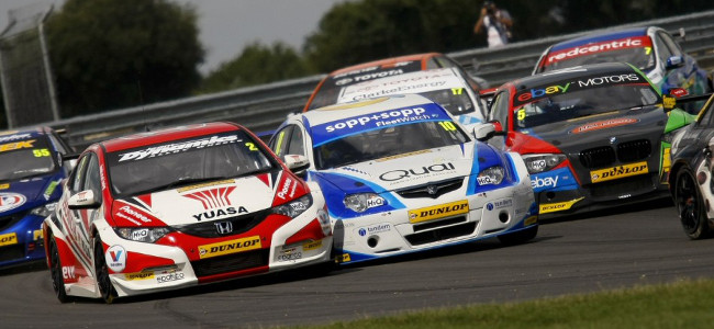 Column: Knockhill preview – over the border