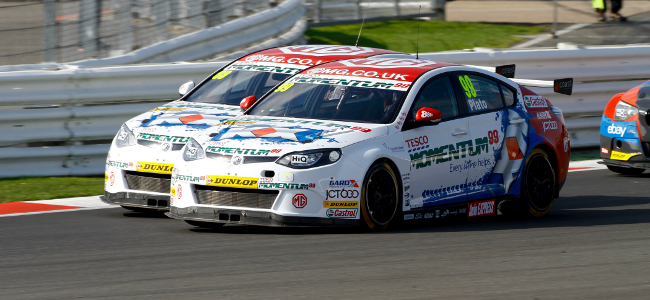 MG ready for Brands Hatch GP decider