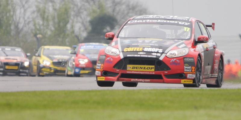 Dave Newsham pleased despite 'messy' raceday