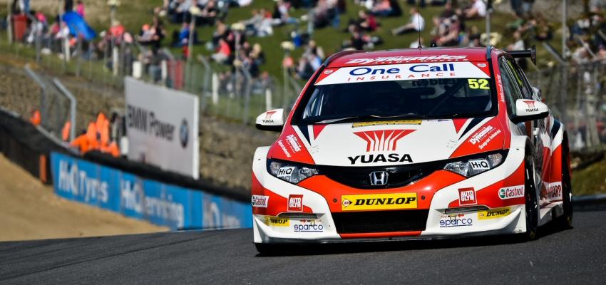 Honda expects Donington to suit car better