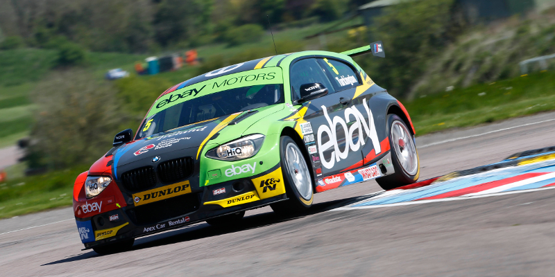 Colin Turkington eases to opening Oulton win