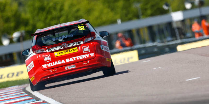Honda pair leave Croft with mixed emotions