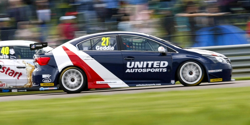Successful Anglesey test for United Autosports