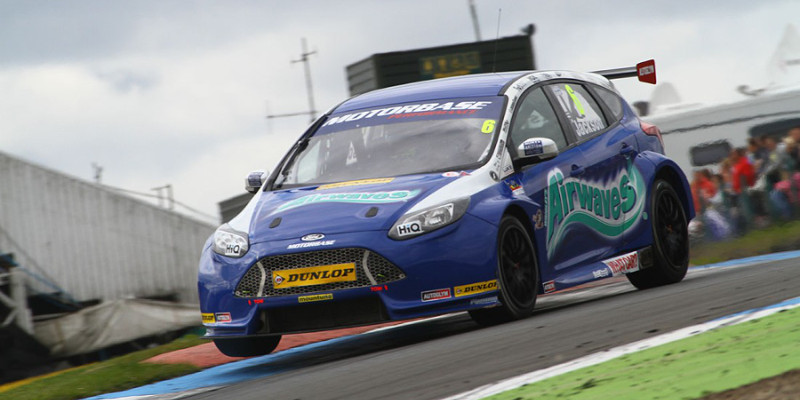 Mat Jackson victorious in second race