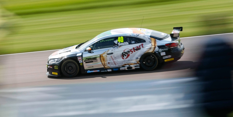 Árón Smith delighted with second BMR victory