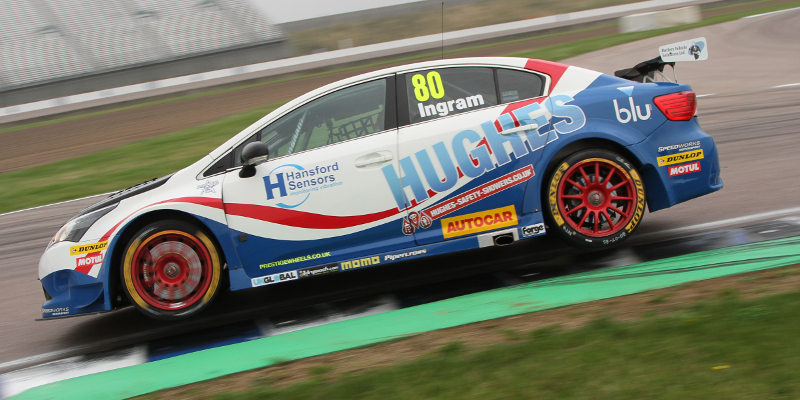 Tom Ingram with work to do after difficult qualifying