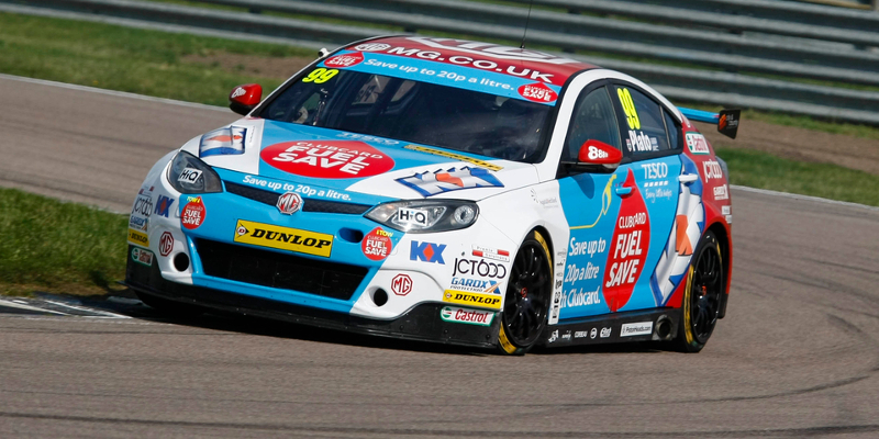 Jason Plato: 'There are two championships here'