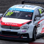 José María López wins as Citroën take title