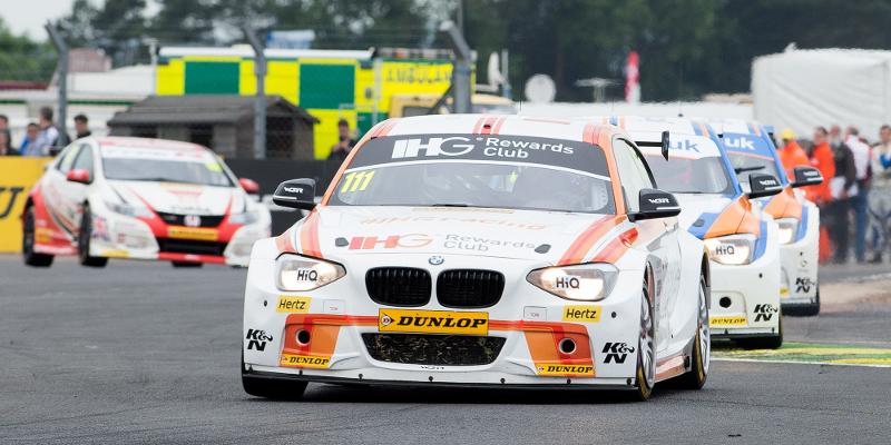 Andy Priaulx heads West Surrey Racing 1-2-3