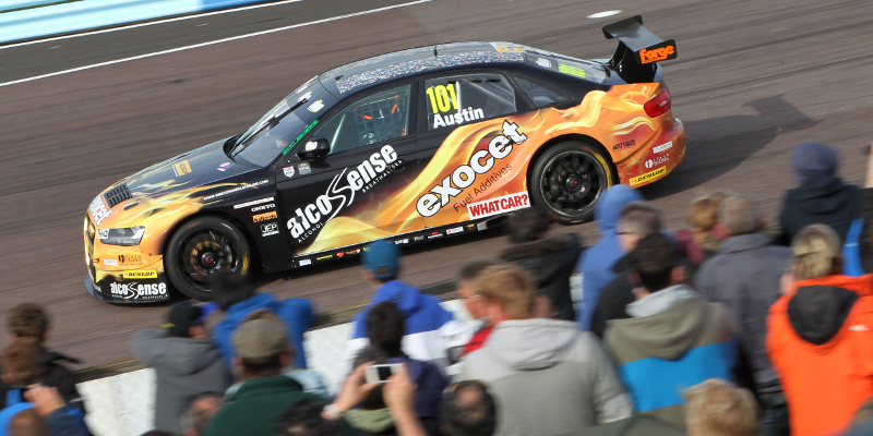 Rob Austin wants strong points finishes at Oulton Park