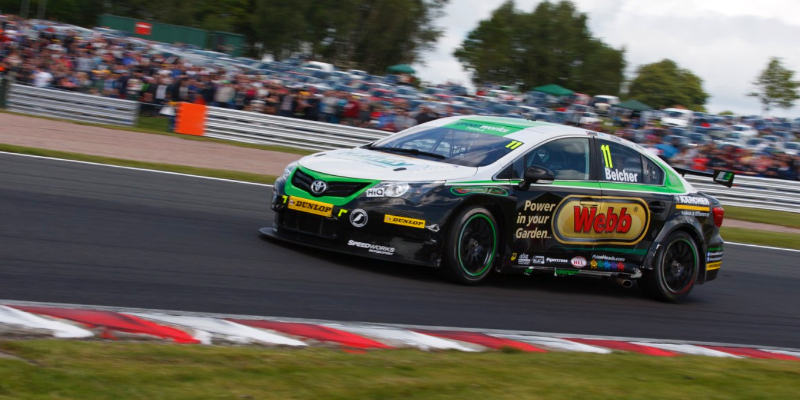Simon Belcher planning to step aside after Croft