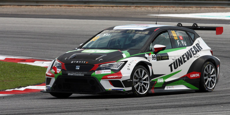 Craft-Bamboo Racing in TCR Asia