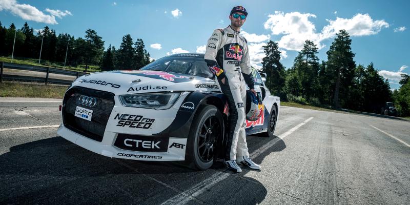 Andrew Jordan to replace Mattias Ekström in World RX