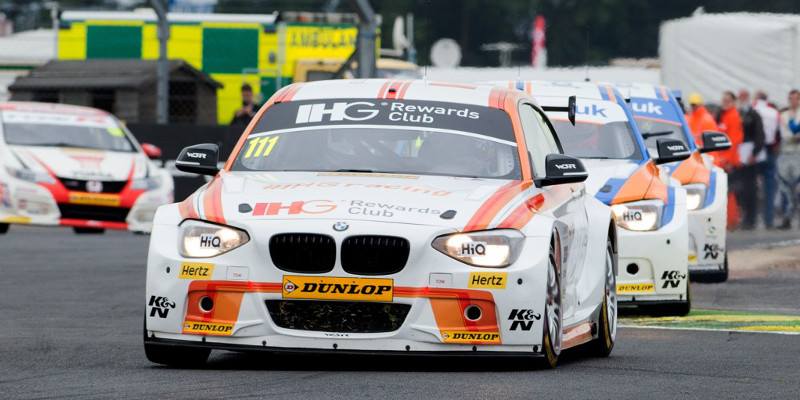 Nick Foster to stand in for Andy Priaulx
