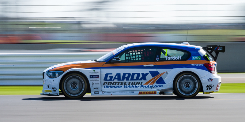 Sam Tordoff pleased with surprise qualifying pace