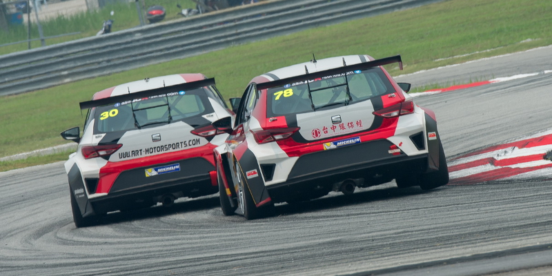 Asia Racing Team in TCR
