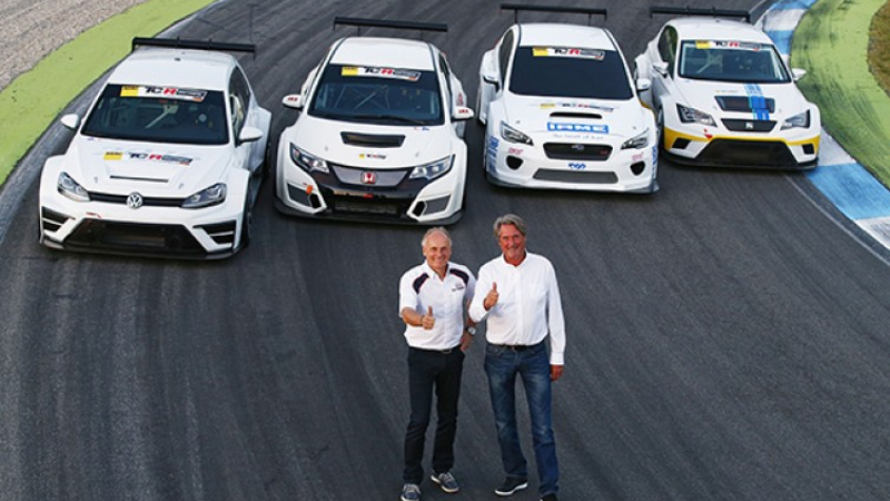 ADAC TCR Germany Presentation