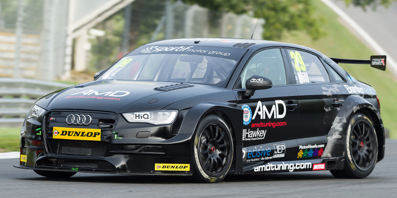 Jake Hill expecting full 2016 BTCC campaign