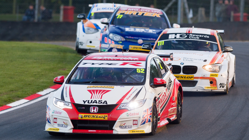 Shedden dazzled his rivals en route to fourth