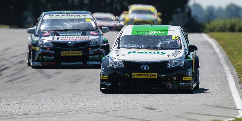 Handy Motorsport still plans a two-car team in 2016