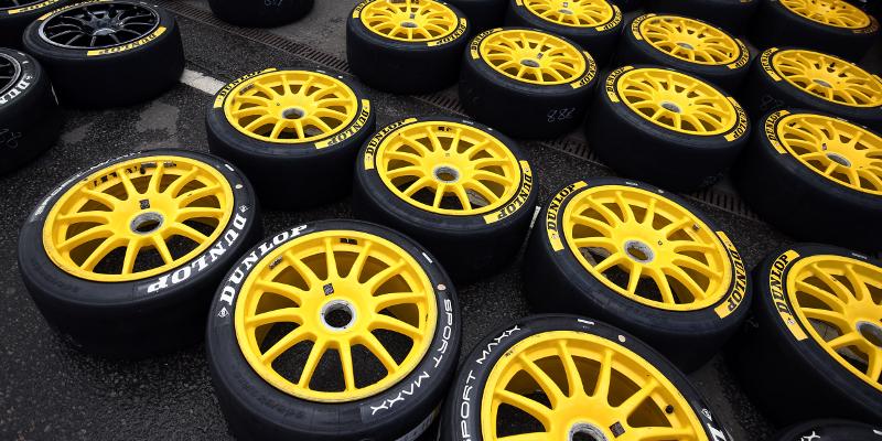 Dunlop extends BTCC tyre deal until 'at least' 2022