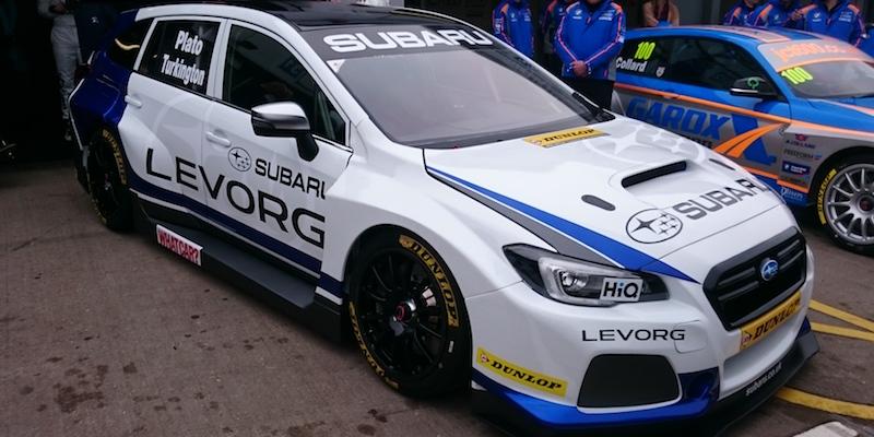 Warren Scott 'excited' about BMR – Subaru association