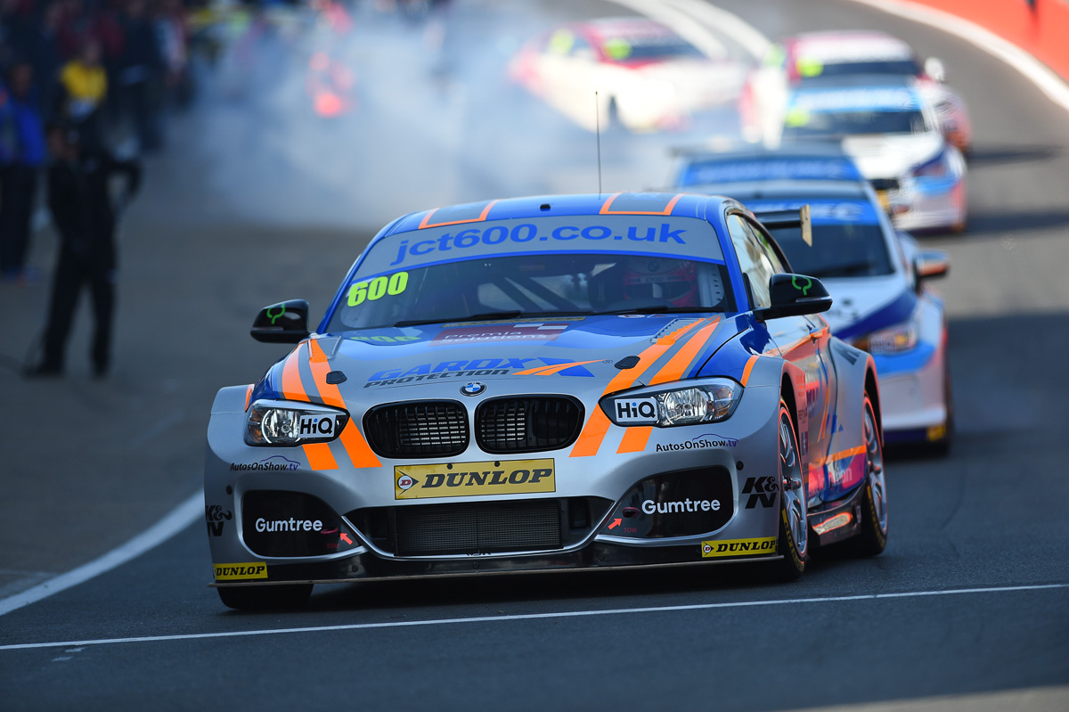 Sam Tordoff pips Aron Smith to top second practice