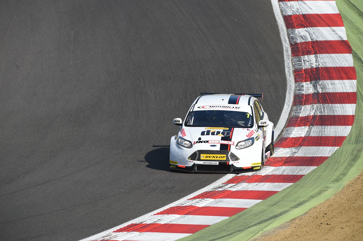 Improvement the objective for Mat Jackson after frustrating qualifying