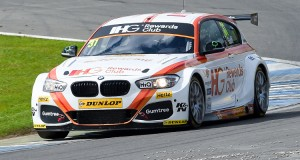 Jack Goff surprised to be leading BMW driver