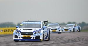 Silverline Subaru BMR Racing withdraws from Thruxton weekend