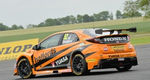Gordon Shedden 'surprised' by lack of Honda pace at Croft