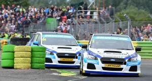 Jason Plato believes Croft misunderstanding will improve Subaru in future