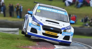 Jason Plato relieved with pole in 'stressful' qualifying
