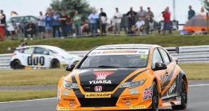 Gordon Shedden aiming for 'phenomenal' performance at home event