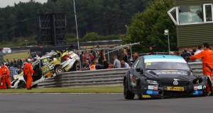 Drivers penalised and reprimanded after Snetterton shunts
