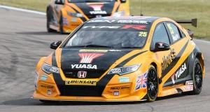 Matt Neal says 'old-school' Brands Hatch should suit Honda package