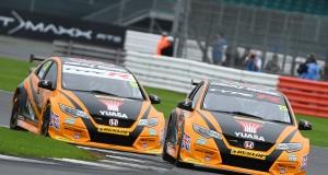 Matt Neal pleased to remain in contention despite misfortunes
