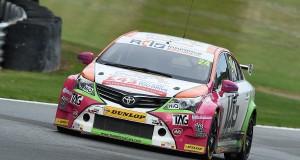 Will Burns set for maiden BTCC test with Team HARD