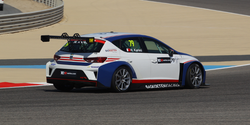 TCR Middle East