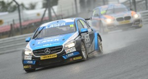 Aiden Moffat to continue in 2017 BTCC with Laser Tools Racing