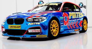 Andrew Jordan and WSR unveil new-look BMW livery