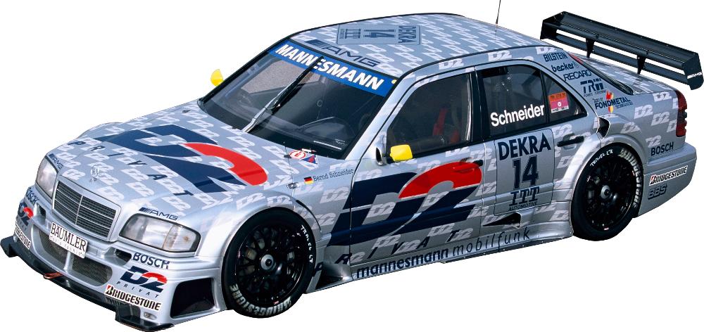 Bernd Schneider 1994 DTM car
